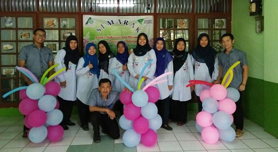 TK Islam Al Syukro Universal